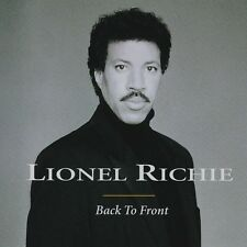 LIONEL RICHIE ~  BACK TO FRONT / 16 GREATEST HITS / VERY BEST OF ~ NEW SEALED CD