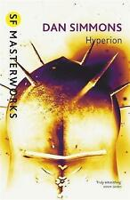 HYPERION - DAN SIMMONS - SF MASTERWORKS - NEW PAPERBACK BOOK