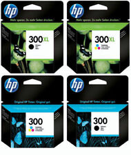 Original HP 300/300xl cartuchos de tinta Deskjet d1660 f2420 Photosmart c4650