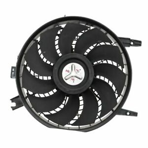 Air Conditioner A/C Condenser Cooling Fan w/ Motor for 95-97 Toyota Corolla