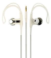 Écouteurs Casque avec Clip Sport Blanc pour iphone 4S