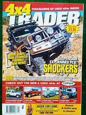 4X4 TRADER - JANUARY 2006 4WD DRIVING LIGHTS RON MOON WALHALLA FINISH YOUR JEEP