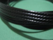 1m Replacement Wicker Repair Rattan Braid BLACK