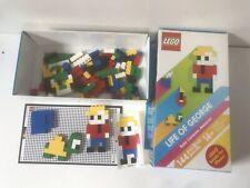 Lego 21200 Life Of George Boxed Coloured Bricks Lot Retro