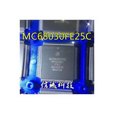 2PCS X MC68030FE25C QFP132 Integrated Circuit