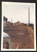 "PORT WILLIAM Wigtownshire STREET Vintage 1964 PHOTOGRAPH 5"" x 3.5"" Scotland 483"