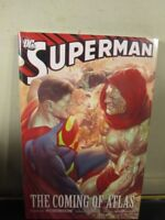 Superman: The Coming of Atlas HC- New Sealed~