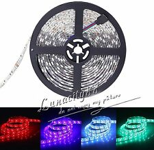 5050 SMD RGB Lighting 150LEDS 5M 16.4ft Waterproof IP65 Flexible Strip LED Light