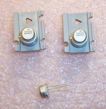Qty (5) Mc78M18Cg Motorola To-99 Metal Can 18V Positive Voltage Regulator Nos