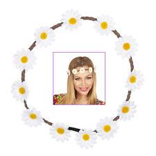 Buntes Hippie Stirnband Haarband retro 70er Jahre Party Karneval Fasching #9284