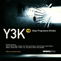 HYPER y3k - deep progressive breaks (CD, mixed, 2000) breakbeat, drum n bass,