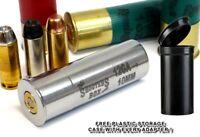 12GA to 10MM Shotgun Adapter - Chamber Reducer - Stainless - Free Case & Ship !!