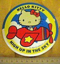 1976 STICKER HELLO KITTY SANRIO VERY RARE
