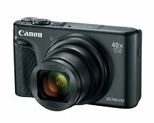 Canon PowerShot SX740 Digital Camera w/40x Optical Zoom & 3 Inch Tilt LCD 4K VId