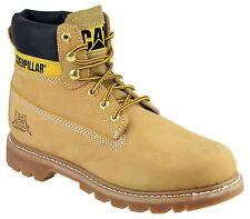 Beige 43 Caterpillar Colorado Stivali Uomo (honey) EU Scarpe 0738576064965