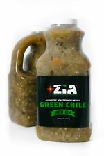 Original New Mexico Hatch Green Chile By Zia Green Chile Company-Medium-128oz