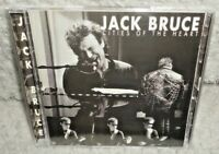Jack Bruce Cities Of The Heart (CD, 1993, 2-Disc) FAST & FREE