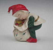 1950's Christmas Elf Pixie Santas Helper Chuck Originals By Robyn