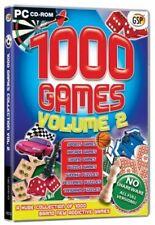 1000 jeux Volume 2 (PC CD) NEUF scellé