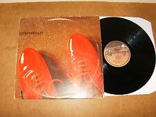 VERNON BURCH : STEPPIN OUT - USA LP 1980 - CHOCOLATE CITY CCLP 2014