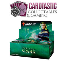 Magic the Gathering TCG War of the Spark Sealed Booster Box