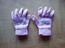 1 Paar Fingerhandschue Handschuhe von Pampolina in Größe m 128 134 140 in rosa