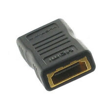 HDMI Type A Female to Female Coupler Adapter Extender Connector Gender Changer