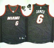 "LeBron James Miami Heat Adidas ""Crazy Light"" Swingman Jersey Mens Size XL"
