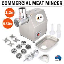 1.2HP Commercial Meat Grinder Electric Mincer Sausage Filler Maker 150 Kg/H AUS