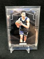 2019-20 Panini Prizm Basketball Brandon Clarke RC Base Card Grizzlies #266 Q33