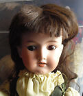 "Antique Armand Marseille A4M 390 Bisque Composition Germany Girl Doll 19"" Tall"