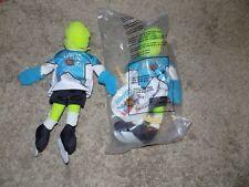 McDonald's Muppet's Kermit the Frog Nhl Hockey Doll Plush Toy Lot of 2