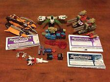 Transformers Armada, Energon, Cybertron Lot: Unicron, Minicon Space Team & more