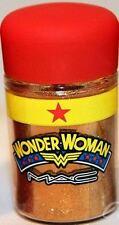 MAC Pigment Multi-Use Glitter Reflects Bronze Wonder Woman NIB