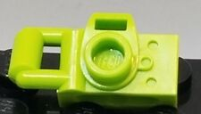 LEGO  Lime Green Camera - can combine shipping