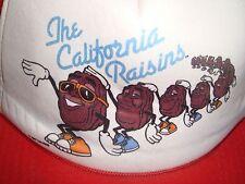Vintage California Raisins Snapback Cap