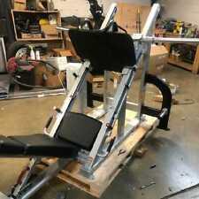 Brand New Nautilus Leg Press Commercial Gym Equipment