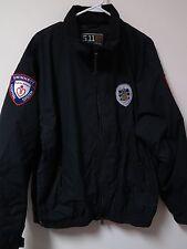 Men's 5.11 TACTICAL SERIES Micro Fleece Lined Jacket Size XL Gwinnett Hospital