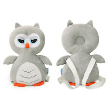 Owl Shape Plush Toys Baby Head Back Protection Pillow Drop Resistance Cushion