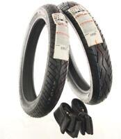Reifen Schlauch Satz 3,25-19 54H + 4,00-18 64H TL Bridgestone BT 45 Tyre 3.25-19
