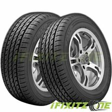 2 Toyo Extensa A/S P195/70R14 90T Tires, All-Season, Touring, 620AB, 65000 Mile