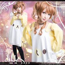 Lolita CuTie Rilakkuma sailor gallus Boat neck tunic T-shirt JCE0006 Y