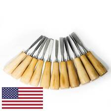 Chisel Set Woodworking Carving Chisels Detail Work | 11 Piece Kit