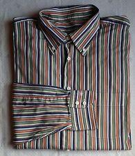 Van Laack Normale Klassische Herrenhemden im Button-Down-Kragen-Stil mit Sportmanschette-Ärmelart