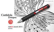 CuttleLola Dotspen-the World's First Electric Drawing Pen, Red Dot Award Winning