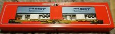 NEW AMERICAN FLYER S Scale 6-48514  1046 Gilbert Intermodal TTUX Set