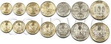 Kazakhstan 7 coins set 2002-2015 UNC (# 1908)