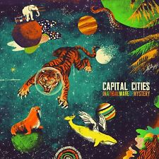 CAPITAL CITIES - In A Tidal Wave Of Mystery (Vinyl LP) NEW/SEALED