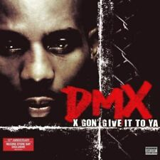 DMX - X DON'T GIVE IT TO YA  EP Coloured LP Vinyl RSD 2018 NEW!!