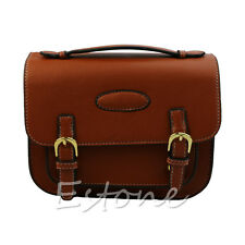 Classic Leather Camera Case Bag For FUJIFILM Instax Mini8 7s 25 50s 90 Excellent